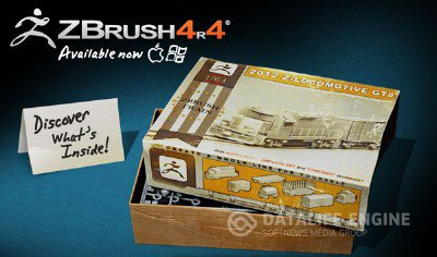 Zbrush 4 R4 x86+x64 [2012, ENG] (for Windows + Mac OS) + Crack