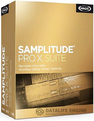Magix - Samplitude Pro X / Suite 12.1.0.125 x86 x64 UPDATE ONLY [25.07.2012, ENG + RUS] + Crack