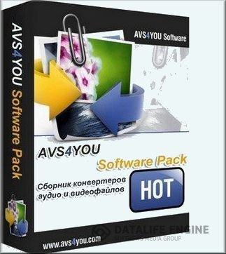 AVS All-In-One Install Package 2.2.1.86 [2012, ENG + RUS] + Preset Pack for Cover Editor 2 & Video Menu