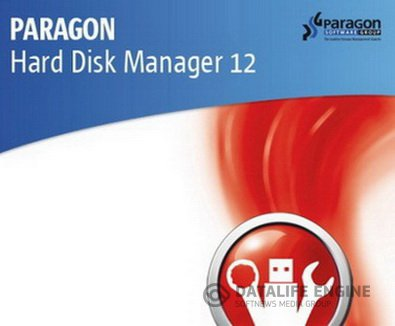 Paragon Hard Disk Manager 12 Professional 10.1.19.15808 Advanced Bootable Disk WinPE