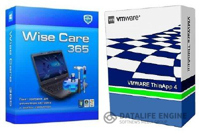 Wise Care 365 Pro 1.76 Final + VMWare ThinApp 4.7 + Portable [2012,ENGRUS]