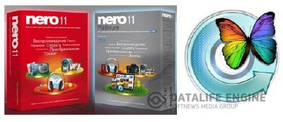 Nero 11 Full + Toolkit + Creative Collections Pack 11 + Easy CD-DA Extractor 16 + Portable