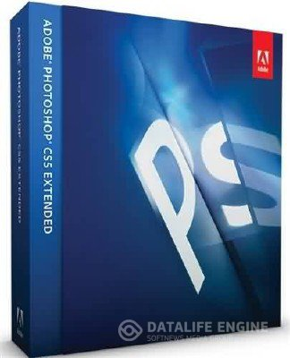 Adobe Photoshop CS5 Extended 12.0 + 2 Видеокурса (2012)
