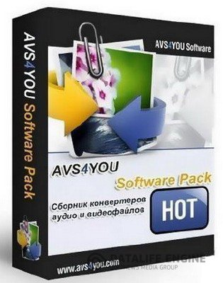 AVS All-In-One Install Package 2.2.2.94 [MULTi / Русский] + Patch