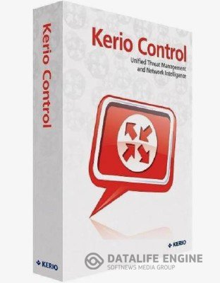 Kerio Control Software Appliance 7.4.0 RC1 build 4648 (07/24/2012) [x86] + Crack
