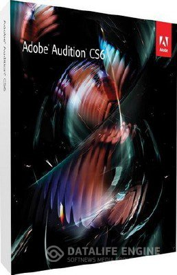 Adobe Audition CS6 5.0 build 708 [MULTi + Rus] + Serial