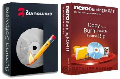 BurnAware Professional 5.1 Final + Portable + Nero Burning ROM 11 Final [2012, RUS]