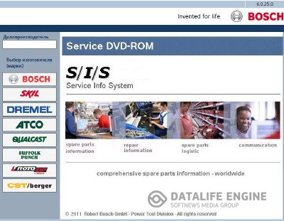 BOSCH Service Info System 6.0.25.0[07/2012, MULTILANG +RUS]