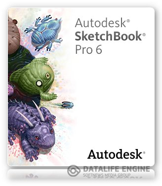 Autodesk Sketchbook Pro 6.0 Build 409702 + Serial+ Portable by Maverick [2012, Eng]