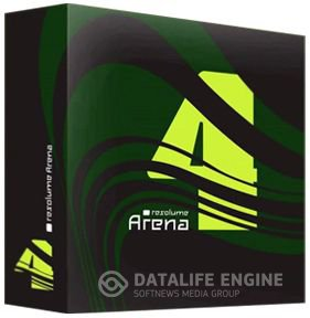 Resolume.Arena 4.1.1 x86 [2012, MULTILANG +RUS] + Crack