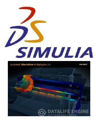 Abaqus 6.12 + Autodesk Simulation Mechanical and Multiphysics 2013 x64/x86 [2012]