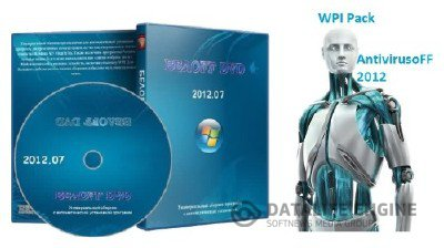 БЕЛOFF USB DVD v.2012.07 + WPI Pack AntivirusoFF 2012