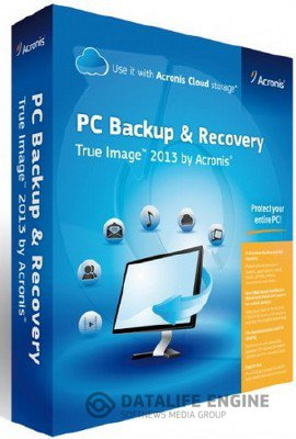 Acronis True Image Home 2013 16 Build 5551 + PlusPack RePack by KpoJIuK [2012, Eng]