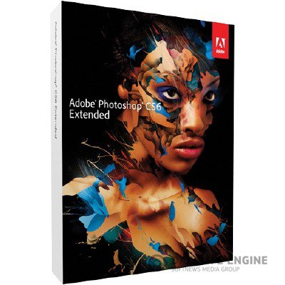 Adobe Photoshop CS6 13.0 Extended + Update 13.0.1.1 [English, ???] + Crack