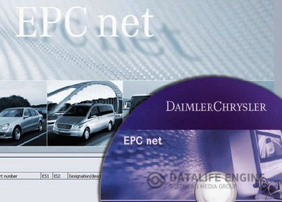 Mercedes-Benz EPC Net 09.2012 Update 092012 [Multi + RUS]