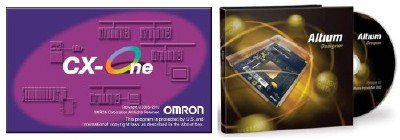 OMRON CX-ONE 4.24 + Altium Designer 10 [2012, RUS]