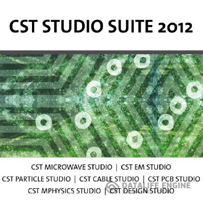 Computer Simulation Technology: CST Studio Suite 2012 Build 5 (SP5) x86+x64 (Eng) + Crack