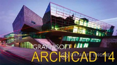 ArchiCAD 14 + (Goodies+CadimageTools Add-Ons) + PORTABLE версия