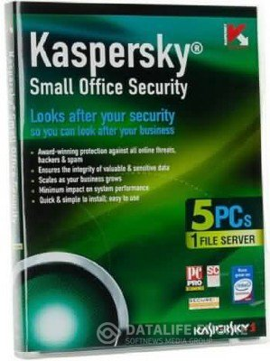 Kaspersky Small Office Security 2 RePack + Kaspersky TDSSKiller 2.8 (2012)