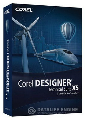 Corel Designer Technical Suite X5 15.2.0.686 [2012, EN-DE-FR-JP] + Serial