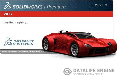 SolidWorks 2013 SP0.0 Full Multilanguage (2xDVD: x86+x64) [2012, MULTILANG+RUS] + Crack