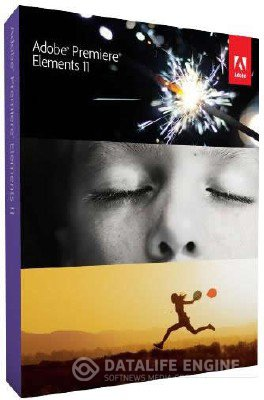 Adobe Premiere Elements v.11.0 x86-x64 Multilingual Updated (10.2012, m0nkrus) + Crack