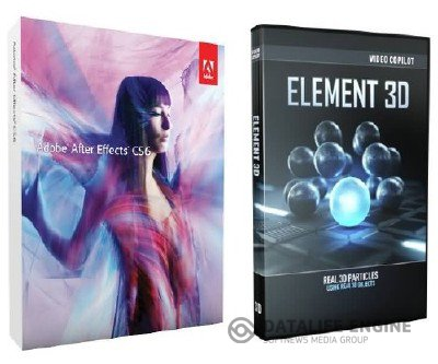Adobe After Effects CS6 11 + Update 11 + Video Copilot Element 3D 1