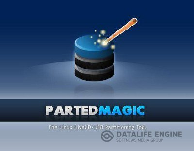 Parted Magic 10.10.2012 [i486 + i686 + x86-64] (3xCD)