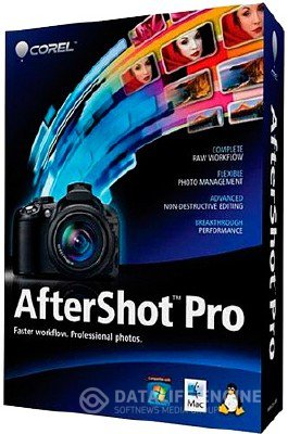 Corel AfterShot Pro 1.0.1.10 for Linux [x86, amd64] + Crack