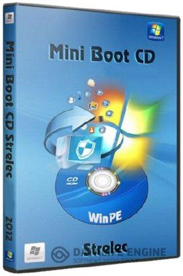 Boot CD Strelec.12 2 a x86 [2012.10, RUS]