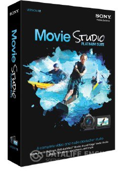 Sony Movie Studio Platinum 12.0 Suite v 12.0.575/576 (x86/x64)