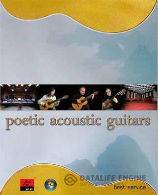 H.E. Audio - Poetic Acoustic Guitars 2.21 Super Strum x86 x64 [17.07.2012]