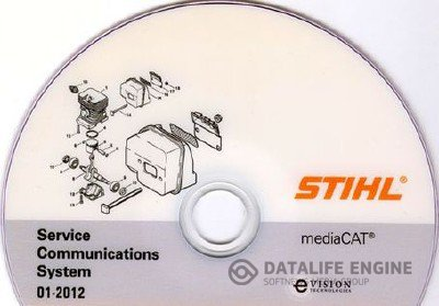 mediaCAT 2012/01 (Service Communication System STIHL)