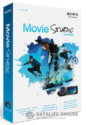 Sony Vegas Movie Studio Platinum 12.0.575/576 [MULTi+Rus] + Crack + build 575 Portable by punsh [Русский]