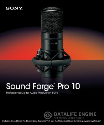 Sony Sound Forge Professional Portable by DJ VAdim 10.0.474b [2012, Русский]