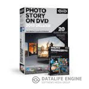 Magix PhotoStory on DVD 2013 Deluxe [2012, ENG] + Crack