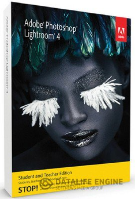 Adobe Photoshop Lightroom 4.3 RC [MULTi + Русский] + Serial