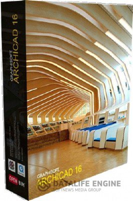 Portable ArchiCAD 16 Build 3014 x86 [2012, RUS]