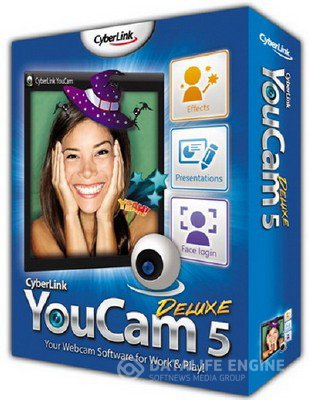 CyberLink YouCam Deluxe 5.0.2219 Retail [2012, MULTi + Русский]