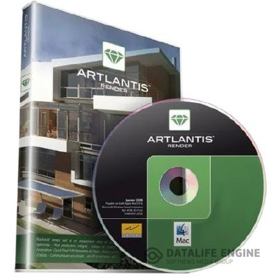 Artlantis Studio 4.1.7 for Mac OS X [2012, Multi/Rus] + Crack