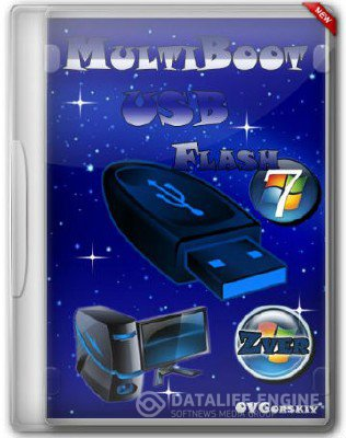 MultiBoot USB Flash by OVGorskiy 11.2012 [Русский]