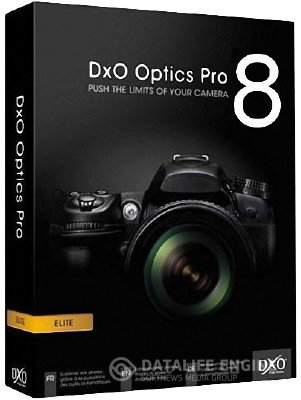 DxO Optics Pro 8.0.1 build 756 Elite [2012, Deu/Fra/Eng] + Crack
