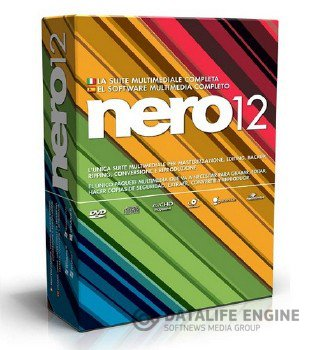 Nero Multimedia 12.0.02900