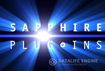 Genarts Sapphire 6.02 (Mac OS X) for After Effects (CS6 compatible) + Crack