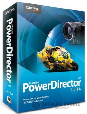 CyberLink PowerDirector Ultra 11.0.0.2215 [2012, MULTi / Русский]