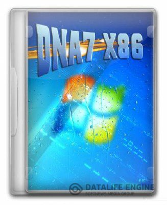 Windows 7 Ultimate SP1 RU x86 - The DNA7 Project v.1.6 [11.2012, русский]