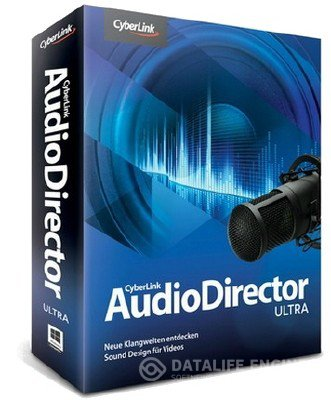 CyberLink AudioDirector Ultra 3.0.2201 [Multi+Rus] RePack by RusLangXP
