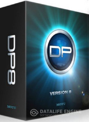 Motu Digital Performer 8.01 for Mac OS (2012, English) [Intel] + Crack