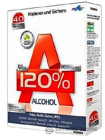 Alcohol 120% v2.0.2 Build 4713 Final Retail