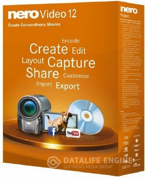 Nero Video 12.0.8000 RePack by MKN (2012/RUS/ENG)